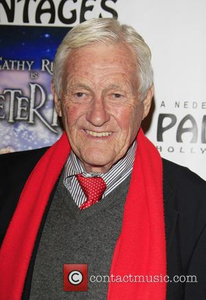 Orson Bean - Peter Pan - Los Angeles Opening Night Performance at Pantages Theatre in Hollywood Los Angeles California United...