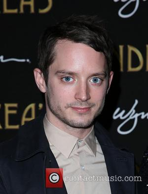 Elijah Wood - Andrea's Restaurant grand opening Las Vegas Nevada United States Wednesday 16th January 2013