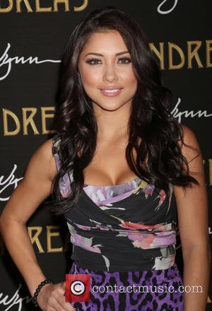 Arianny Celeste - Andrea's Restaurant grand opening Las Vegas Nevada United States Wednesday 16th January 2013