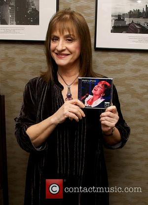 Patti LuPone promotes her latest album New York City New York United States Wednesday 16th January 2013