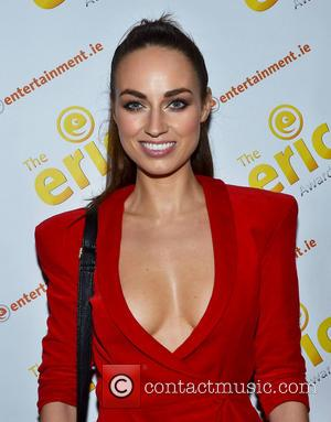 Irish Star Daniella Moyles: Most Ridiculous Wardrobe Malfunction Ever? (Pictures)