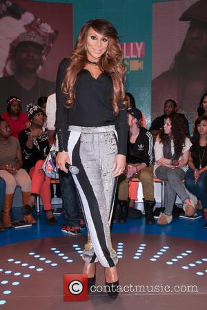 Tamar Braxton - Celebrities attend BET's 106 and Park Taping
