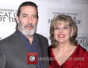 Ciaran Hinds and Debra Monk