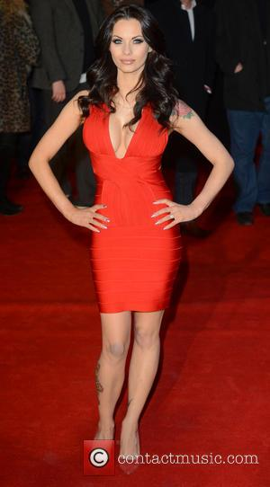Jessica Jane Clement - Flight UK Premiere London England United Kingdom Thursday 17th January 2013