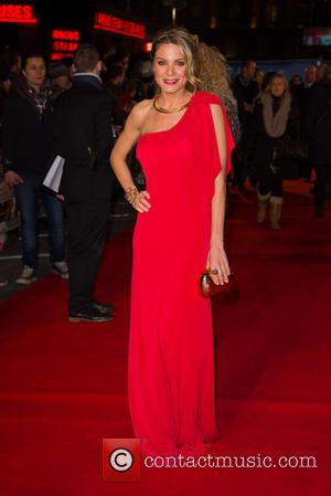 Charlotte Jackson - Flight Film Premiere London England United Kingdom Thursday 17th January 2013
