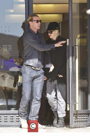 Gwen Stefan and Gavin Rossdale
