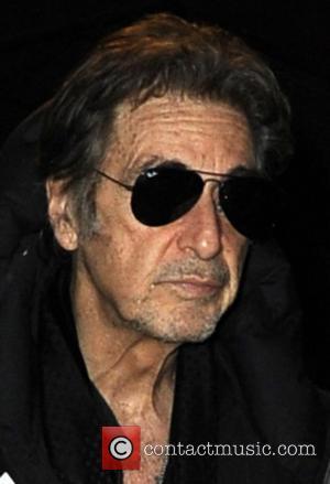 Al Pacino - Al Pacino At The Tribeca Grill New York City USA Thursday 17th January 2013