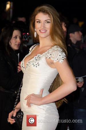 Amy Willerton - UK Premiere of 'Flight' London United Kingdom Thursday 17th January 2013