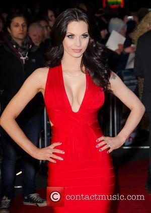 Jessica Jane Clement - UK Premiere of 'Flight' London United Kingdom Thursday 17th January 2013
