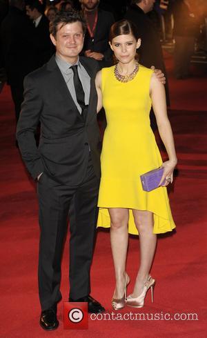 Beau Willimon and Kate Mara