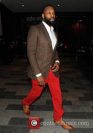 Baron Davis - Baron Davis outside The Four Seasons hotel London United Kingdom Thursday 17th January 2013