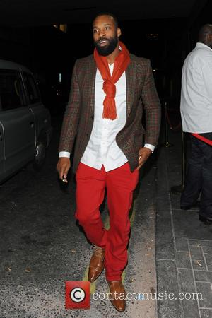 Baron Davis - Rose Club Celebs London England United Kingdom Thursday 17th January 2013