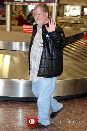 Matt Groening - Celebrities arrive at Salt Lake City International...