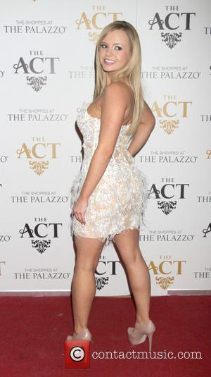 Bree Olson hosts AVN Friday at The Act, Las Vegas Las Vegas Nevada United States Friday 18th January 2013