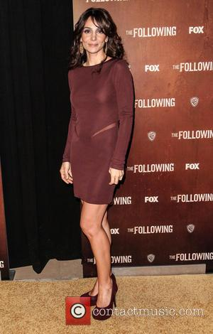 Annie Parisse - The New York premiere of 'The Following' New York United States Friday 18th January 2013
