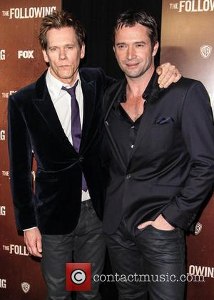 James Purefoy - The New York premiere of 'The Following'