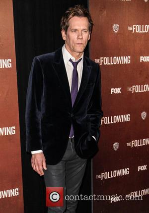 Kevin Bacon - The New York premiere of 'The Following' New York United States Friday 18th January 2013