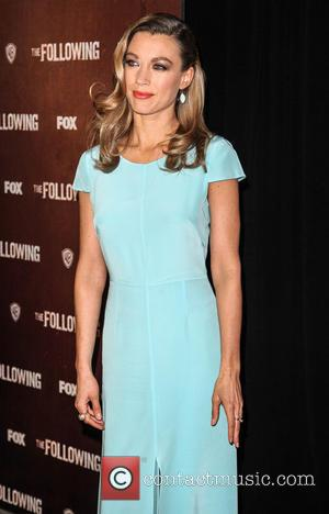 Natalie Zea - The New York premiere of 'The Following' New York United States Friday 18th January 2013