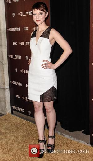 Valorie Curry - The New York premiere of 'The Following' New York United States Friday 18th January 2013