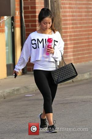 Brenda Song - Brenda Song Leaves Gym Los Angeles California United States Saturday 19th January 2013