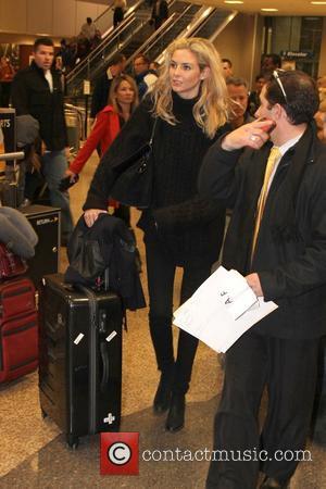Tamsin Egerton - Celebrity spottings Salt Lake City UT United States Saturday 19th January 2013
