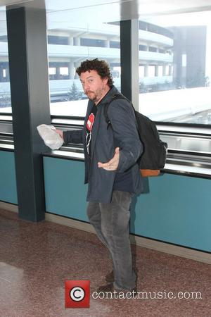 Danny McBride - Celebrity spottings at Salt Lake City Airport Salt Lake City UT United States Saturday 19th January 2013