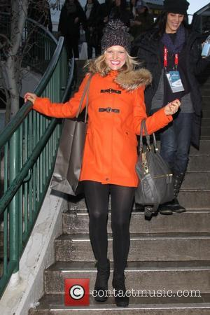 Arden Myrin - Celebrity spottings Park City UT United States Saturday 19th January 2013