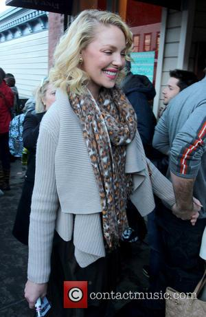 Katherine Heigl - Sundance Film Festival Celebs Park City Utah United States Saturday 19th January 2013