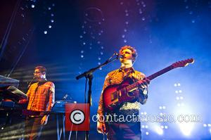 Alt-j and Shepherds Bush Empire