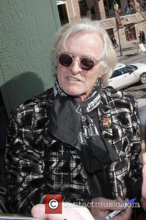 Rutger Hauer - Sundance celebs Park City Utah United States Saturday 19th January 2013