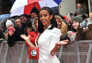 Alesha Dixon - Britain's Got Talent photocall