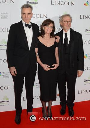 Daniel Day Lewis, Sally Field and Steven Speilberg