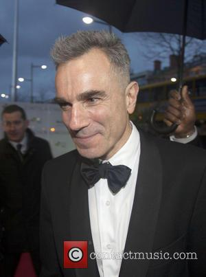 Daniel Day Lewis - European Premiere of 'Lincoln'