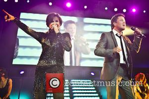 Donny Osmond and Marie Osmond - Osmonds Perform London London England United Kingdom Sunday 20th January 2013