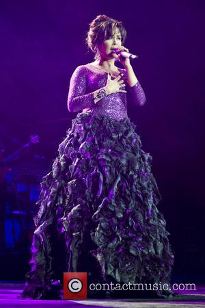 Marie Osmond - Osmonds Perform London London England United Kingdom Sunday 20th January 2013