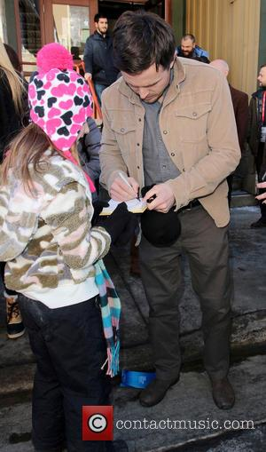Casey Affleck - 2013 Sundance Film Festival Celebs Park City, Utah United States Sunday 20th January 2013