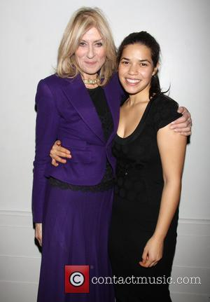Judith Light and America Ferrera