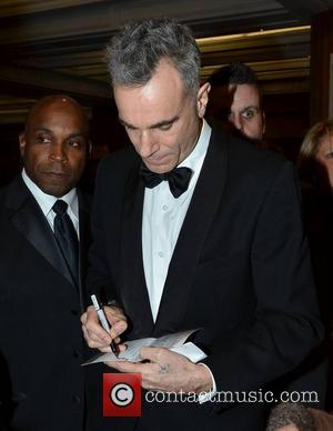 Daniel Day Lewis - Lincoln Fundraiser For Wicklow Hospice