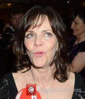 Sally Field - Lincoln Fundraiser For Wicklow Hospice Dublin Ireland Sunday 20th January 2013