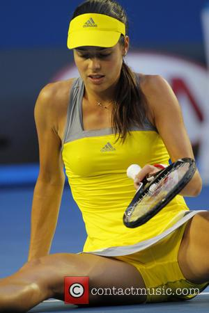 Agnieszka Radwanska - Australian Open Tennis 2013 Melbourne Australia Sunday 20th January 2013