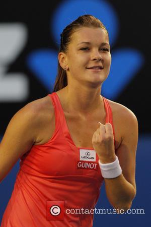 Ana Ivanovic (Ser) - Australian Open Tennis 2013 Melbourne Australia Sunday 20th January 2013
