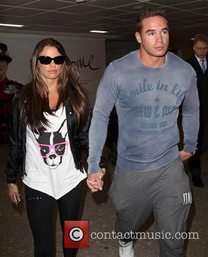 Katie Price - Katie Price and new husband Kieran Hayler...