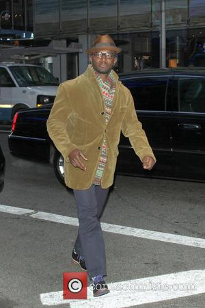 Taye Diggs - Celebrities arrive at ABC Studios for NY NY United States Monday 21st January 2013