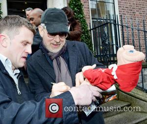 Steven Spielberg, T, E and The Merrion Hotel