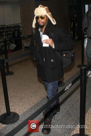 Lil Jon - Celebrities arrive at Salt Lake City International Airport Salt Lake City  Utah United States Monday 21st...
