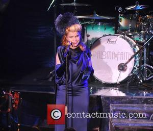 Paloma Faith performs in Dublin