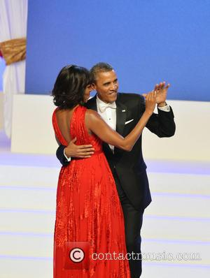 Michelle Obama - President Barack Obama and first lady Michelle...