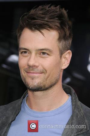 Josh Duhamel - Cast of 'Safe Haven' on Much Music Toronto Ontario Canada Monday 21st January 2013