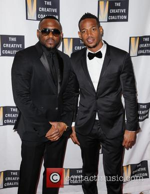 Omar Epps and Marlon Wayans