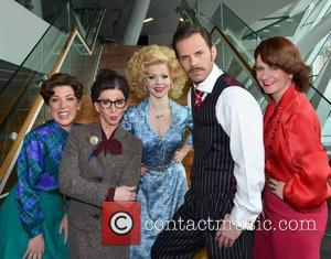 Natalie Casey, Bonnie Langford, Amy Lennox, Ben Richards and Jackie Clune